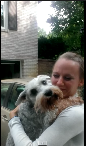 Cutie Pie New World Daily News - Dog passes owner returns 2 years